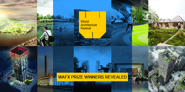 WAFX Prizes 2018, supported by GreenCoat®